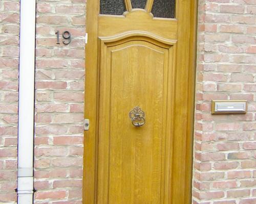 Porte d'entrée 4